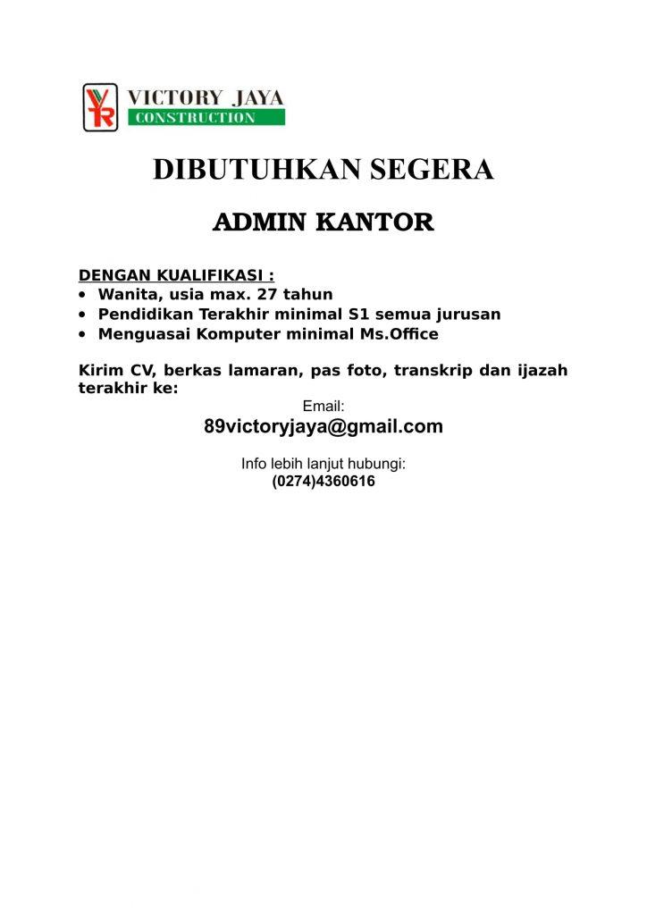 lowongan-admin-kantor-cv-victory-jaya-1